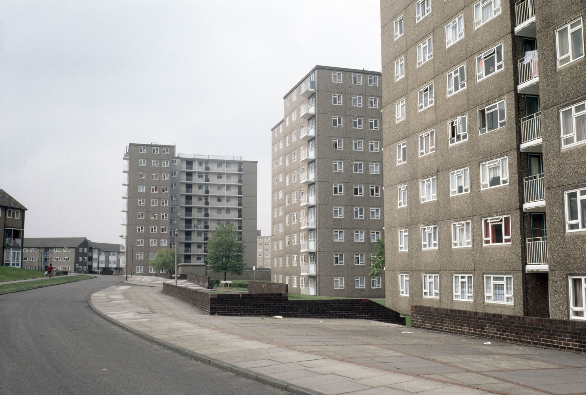 Ebor Gardens Tower Block