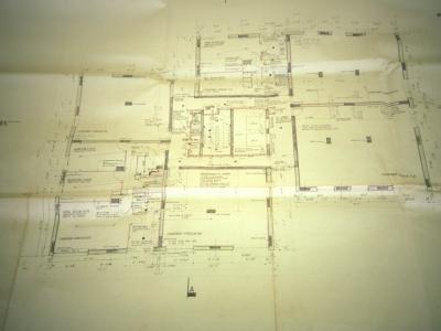 Floor plan of 15-storey blocks