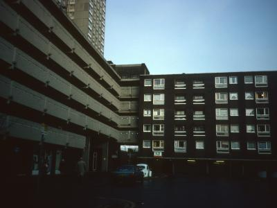 View of 5-storey block with 2 Dundasvale Court in background