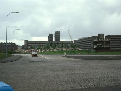 General view of Hutchesontown Area 'E'