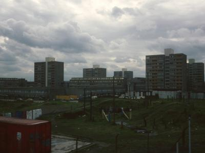 View of Ferrier Estate