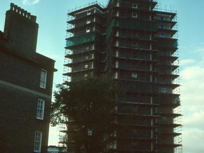 View of 1-70 Thornham Street