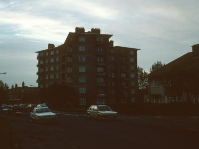 View of Coldharbour Crescent