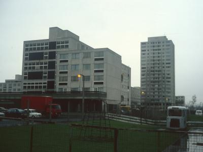 General view of Broadwater Farm Estate