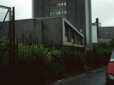 View of ground floor of Peregrine House