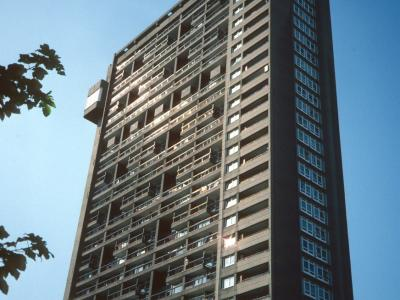 View of Trellick Tower