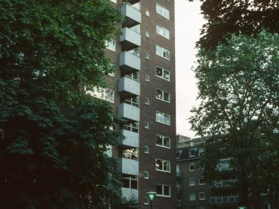 View of New Elm Park House