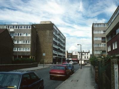 View of 6-storey blocks