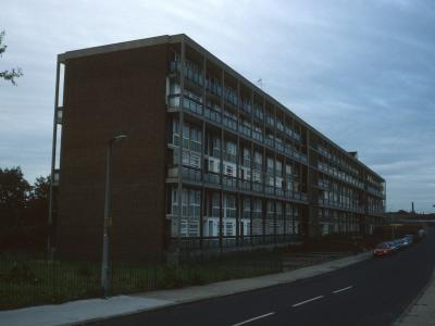 View of 1-94 Cotall Street