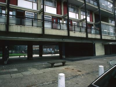Ground floor view of Thornfield House