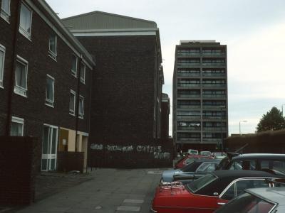 View of Tweed House