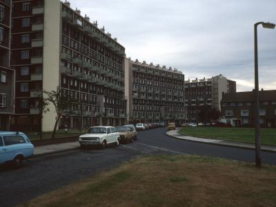 View of 9-storey blocks on Uamvar Street