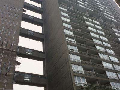 View of Balfron Tower from West