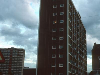 View of Leyton Green Towers