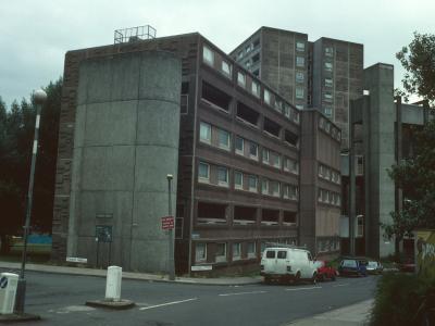 View of blocks on Stonebridge Estate