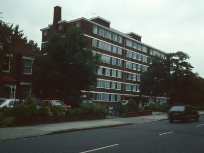 View of 258-262 Willesden Lane