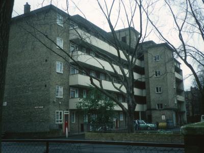View of Wyatt House
