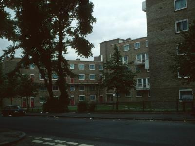 View of Goldsmith Place