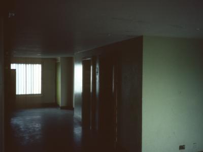 Lift lobbby in multi-storey blocks