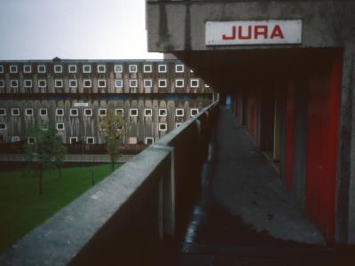 View of Jura and Glengary