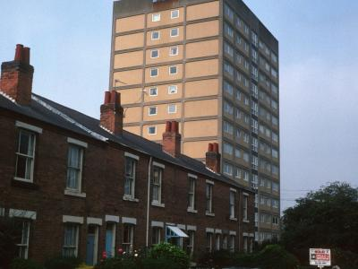 View of Heron Court from Florence Road