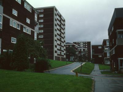 View of Block 1 Ankerdine Court