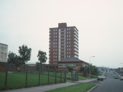 View of Tameside Court