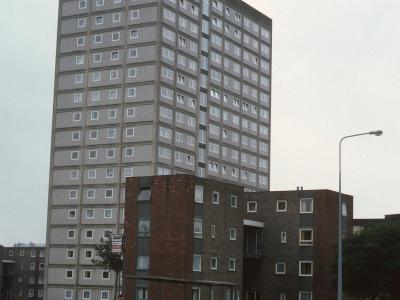 View of Albion Towers