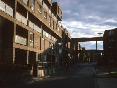 View of 6-storey block on Doncaster Road