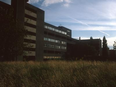 View of Broomhall flats