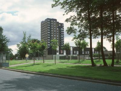 View of Perivale Court