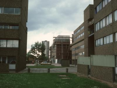 View of 6-storey blocks in Residential Area 17