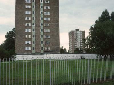 View of Woolwich and Sidings Court
