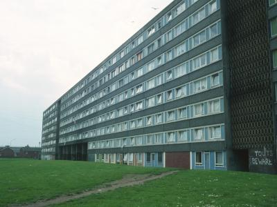 View of block in Cullingtree
