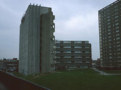 View of Handsworth House and Wilmcote House