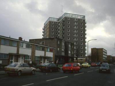 View of Westfield House
