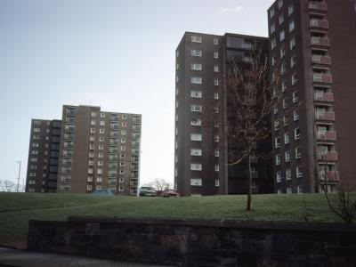 View of Broomhead Park development