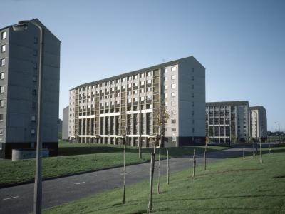 View of Wester Hailes Contract 7