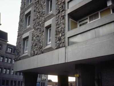 View of lower floors of Thistle Court