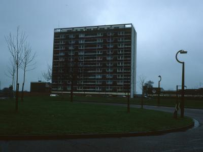 View of Milton Court
