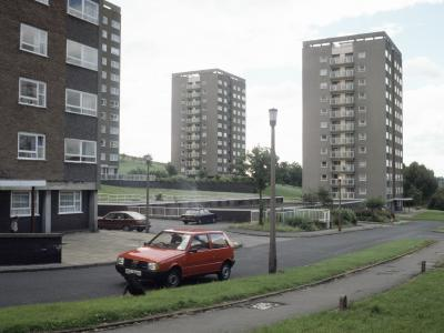 View of Armley Heights Estate