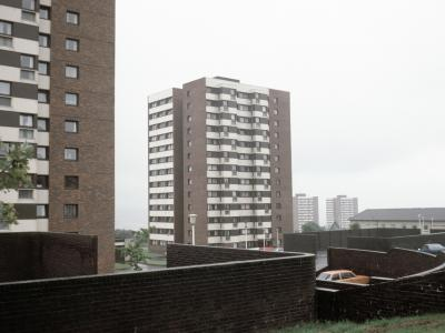 View of the Harlow Green Lane and Waverley Road development
