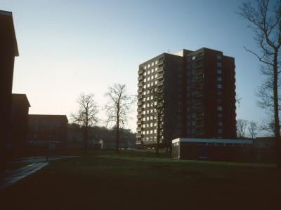 View of Springhall Court