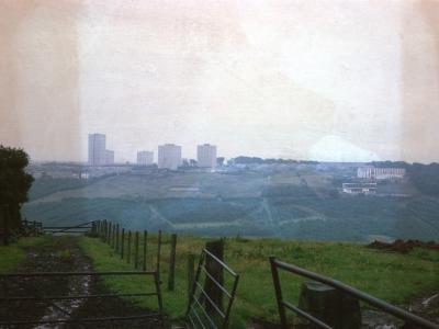 General view of Cumbernauld