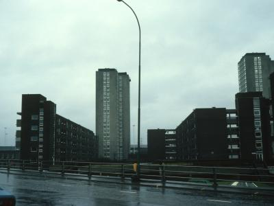 View of 2 Dundasvale Court and 6 Dundasvale Court from Cowcaddens Road
