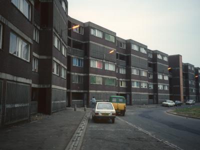 View of 6-storey blocks on Balgrayhill Road