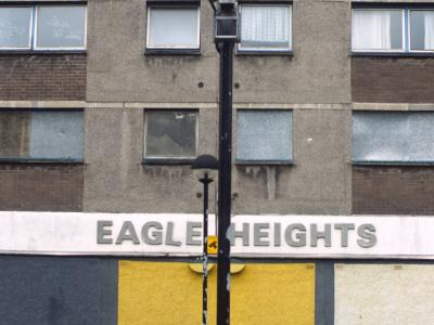 View of Eagle Heights