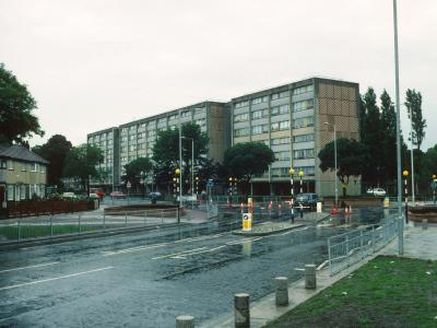 View of Sebastian Court