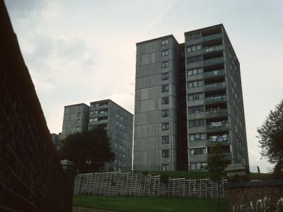 Two 11-storey blocks