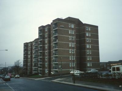Both blocks from corner of Bloomfield Road and Raglan Road